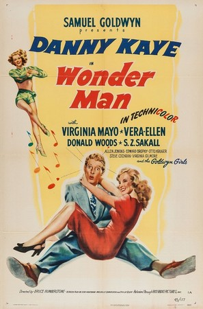 Wonder Man - Movie Poster (thumbnail)