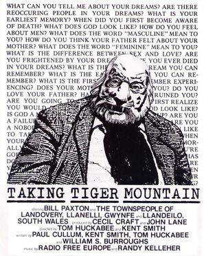Taking Tiger Mountain - Movie Poster (thumbnail)