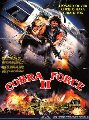 Get the Terrorists - German Movie Poster (thumbnail)
