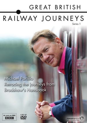 """Great British Railway Journeys"" - British Movie Cover (thumbnail)"