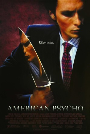 American Psycho - Movie Poster (thumbnail)