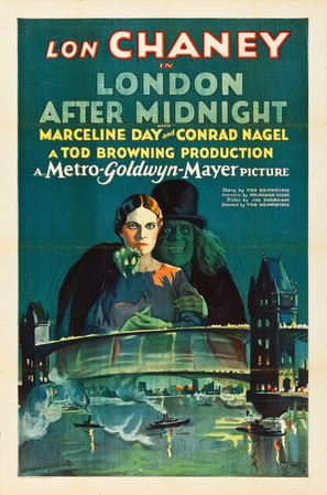 London After Midnight - Movie Poster (thumbnail)