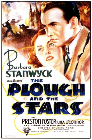 The Plough and the Stars - Movie Poster (thumbnail)