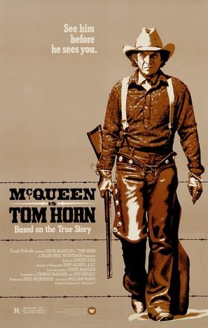 Tom Horn - Movie Poster (thumbnail)