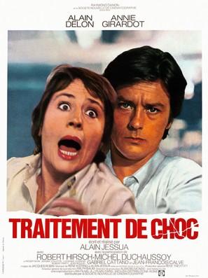 Traitement de choc - French Movie Poster (thumbnail)