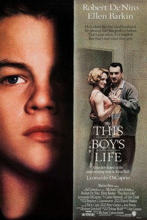 This Boy's Life - Movie Poster (thumbnail)
