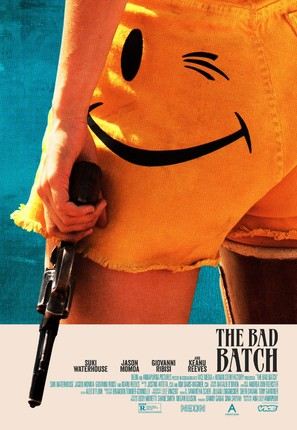The Bad Batch - Theatrical movie poster (thumbnail)