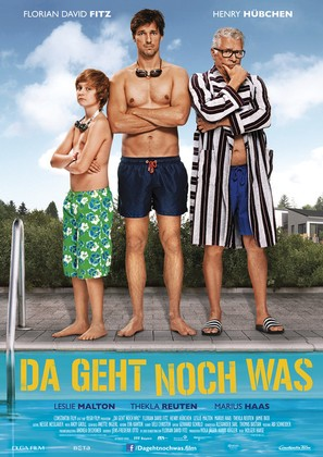 Da geht noch was - German Movie Poster (thumbnail)