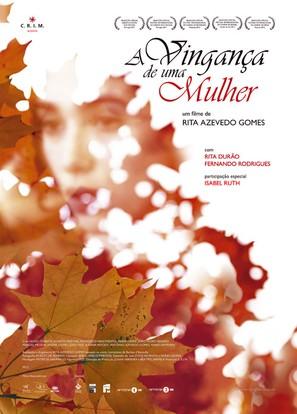 A Vingança de Uma Mulher - Portuguese Movie Poster (thumbnail)