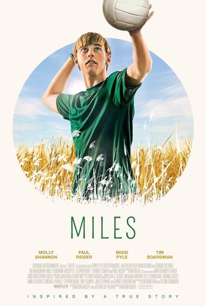 Miles - Movie Poster (thumbnail)