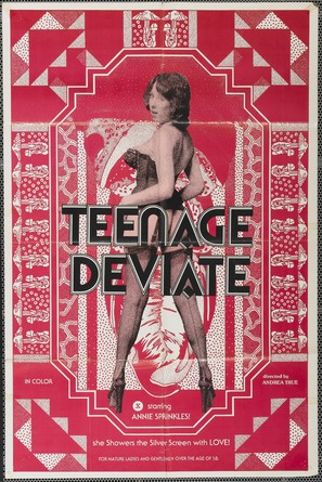 Teenage Deviate - Movie Poster (thumbnail)