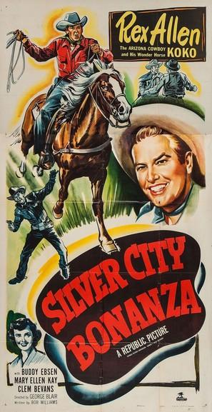 Silver City Bonanza - Movie Poster (thumbnail)