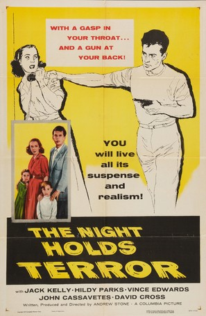 The Night Holds Terror - Movie Poster (thumbnail)