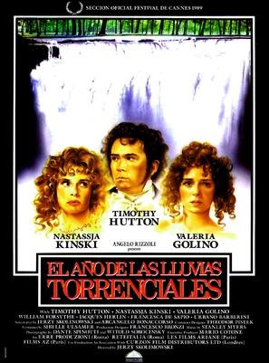 Torrents of Spring - Spanish poster (thumbnail)