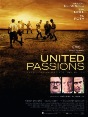 United Passions - French Movie Poster (thumbnail)
