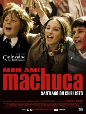 Machuca - French Movie Poster (thumbnail)