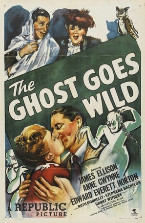 The Ghost Goes Wild - Movie Poster (thumbnail)