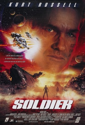 Soldier - Movie Poster (thumbnail)