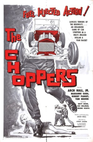 The Choppers - Movie Poster (thumbnail)