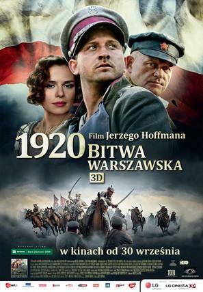 Bitwa warszawska 1920 - Polish Movie Poster (thumbnail)