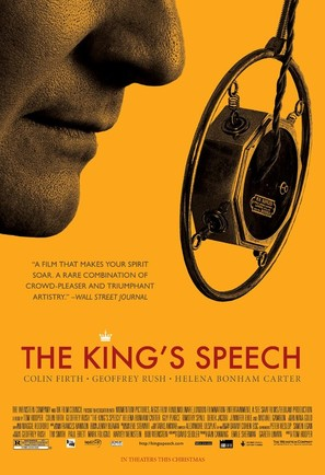 The King's Speech - Movie Poster (thumbnail)