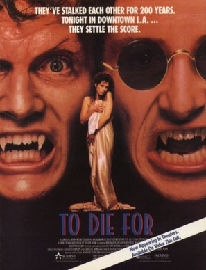 To Die For - Movie Cover (thumbnail)