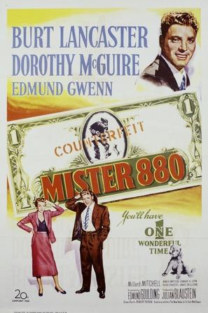 Mister 880 - Movie Poster (thumbnail)