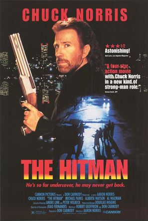 The Hitman - Movie Poster (thumbnail)