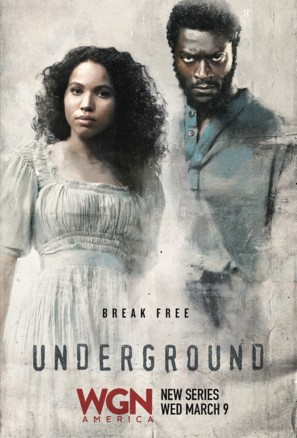 """Underground"" - Movie Poster (thumbnail)"