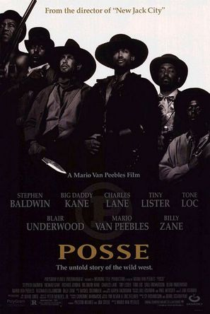 Posse - Movie Poster (thumbnail)