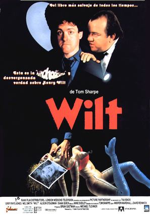Wilt - Spanish Movie Poster (thumbnail)