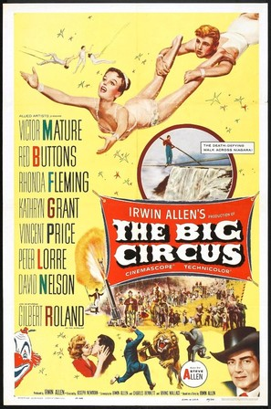 The Big Circus - Movie Poster (thumbnail)