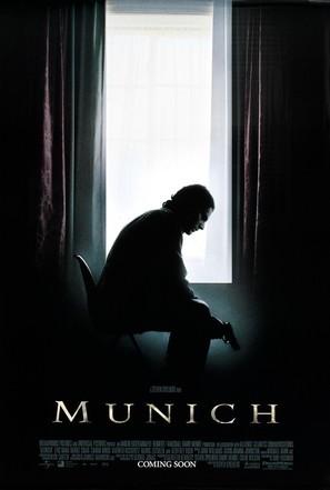 Munich - Movie Poster (thumbnail)