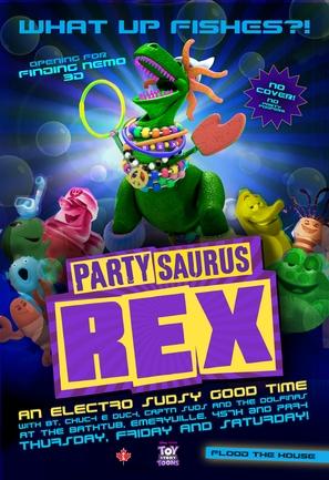 Partysaurus Rex - Movie Poster (thumbnail)