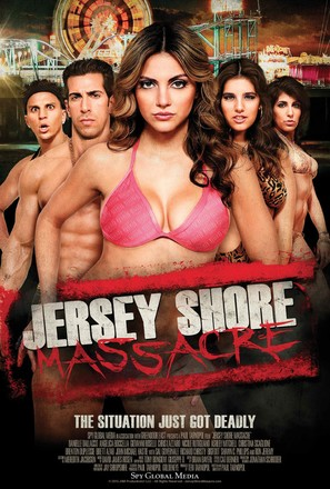 Jersey Shore Massacre - Movie Poster (thumbnail)