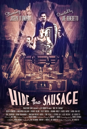 Hide the Sausage - Movie Poster (thumbnail)