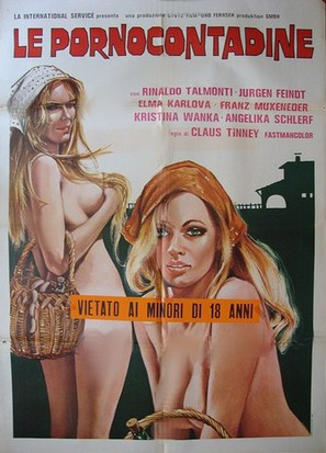 Auch Ninotschka zieht ihr Höschen aus