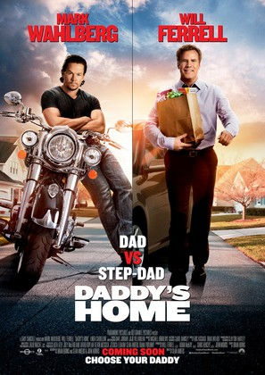 Daddy's Home - Movie Poster (thumbnail)