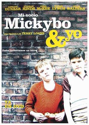 Mickybo and Me - Spanish poster (thumbnail)