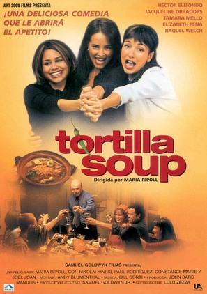 Tortilla Soup - Spanish Movie Poster (thumbnail)