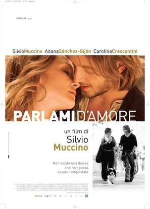 Parlami d'amore - Italian Movie Poster (thumbnail)