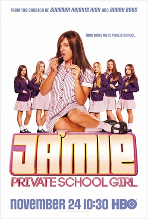 """Ja'mie: Private School Girl"" - Movie Poster (thumbnail)"