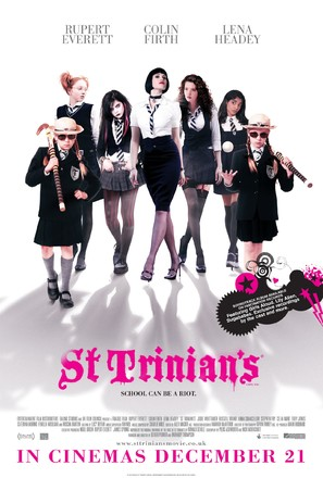 St. Trinian's - British Movie Poster (thumbnail)