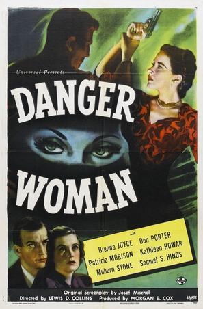 Danger Woman - Movie Poster (thumbnail)