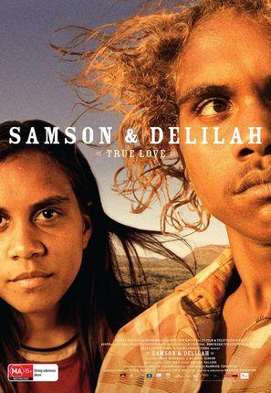 Samson and Delilah - Australian Movie Poster (thumbnail)