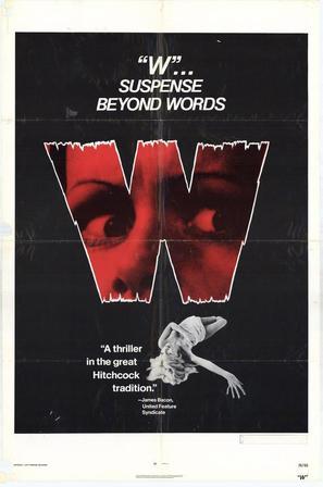W - Movie Poster (thumbnail)