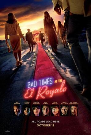 Bad Times at the El Royale - Movie Poster (thumbnail)