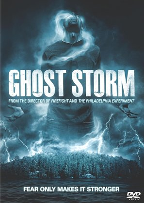 Ghost Storm - DVD movie cover (thumbnail)