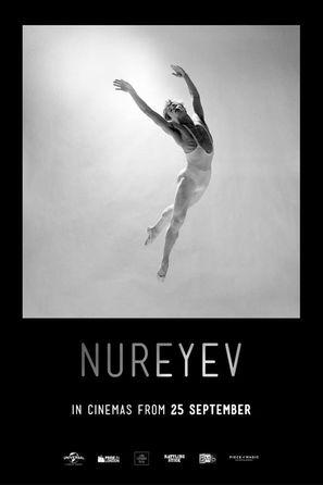 Nureyev - British Movie Poster (thumbnail)
