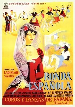 Ronda española - Spanish Movie Poster (thumbnail)